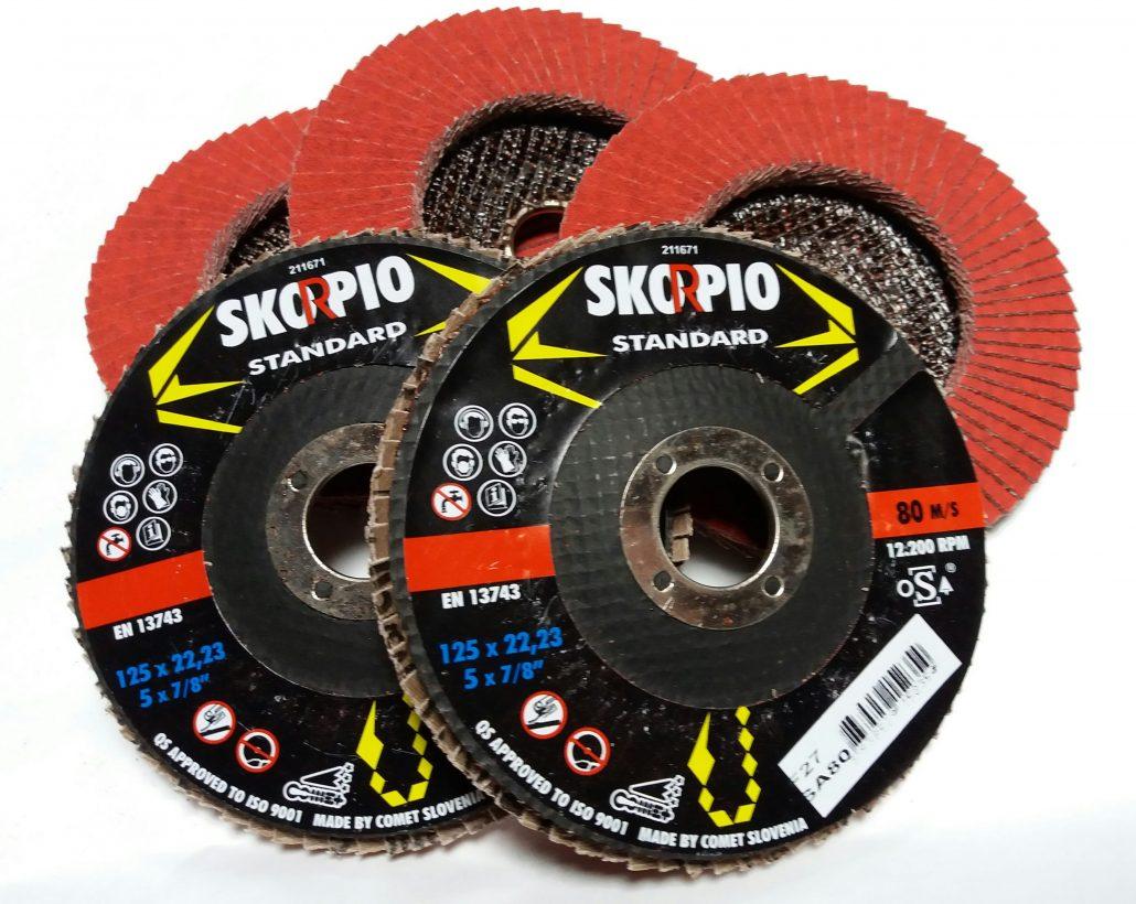 Flap discs Skorpio